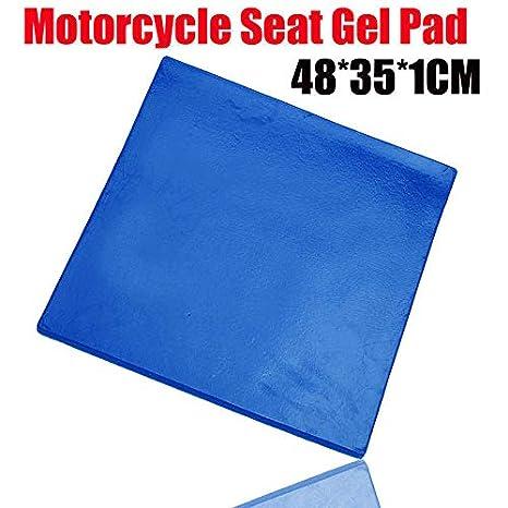 Amazon.com: Almohadilla de gel para asiento de motocicleta ...