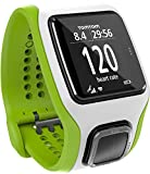 TomTom Runner Cardio GPS HR Watch - green/white Review and Comparison