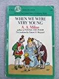 When We Were Very Young, A. A. Milne, 0440494850