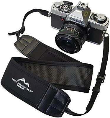 Mind Care Essentials - Correa de Hombro para cámaras réflex Canon ...