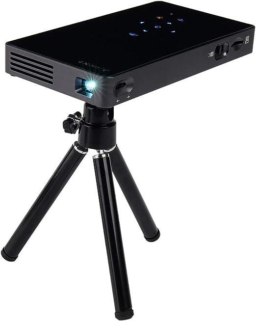 Four Mini proyector con Bolsa de Entrada, Luces de proyector de ...