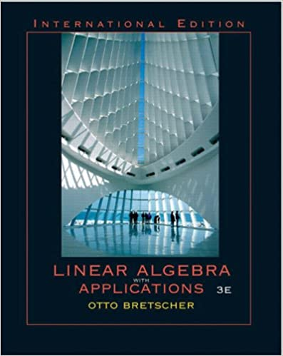Linear Algebra with Applications: AND Maple 10 VP