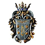 Design Toscano Count Dracula's Coat of Arms Wall Plaque