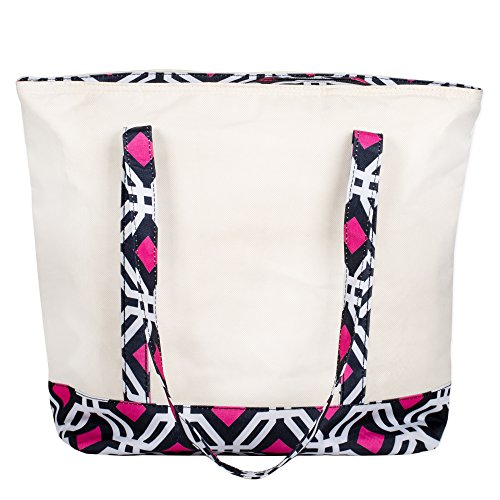 Large Canvas Insulated Cooler Handles product image