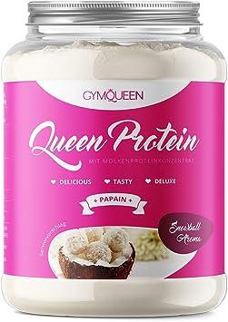 GymQueen – Proteína Queen con papaina para una dieta con ...