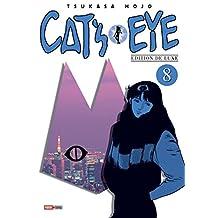 CAT'S EYE T.08 ÉD.DELUXE