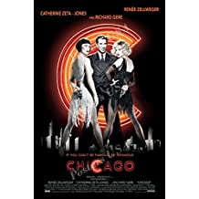 """Posters USA - Chicago Movie Poster GLOSSY FINISH - MOV236 (24"""" x 36"""" (61cm x 91.5cm))"""