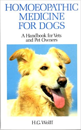 Book Homoeopathic Medicine for Dogs