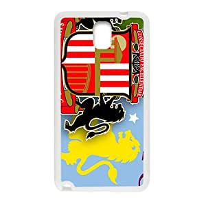 Cool-Benz SUNDERLAND premier soccer Phone case for Samsung galaxy note3