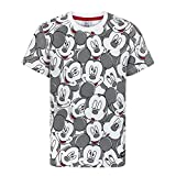 Best Disney Clothing For Boys - Disney Childrens/Boys Official Mickey Mouse All-Over Face Print Review