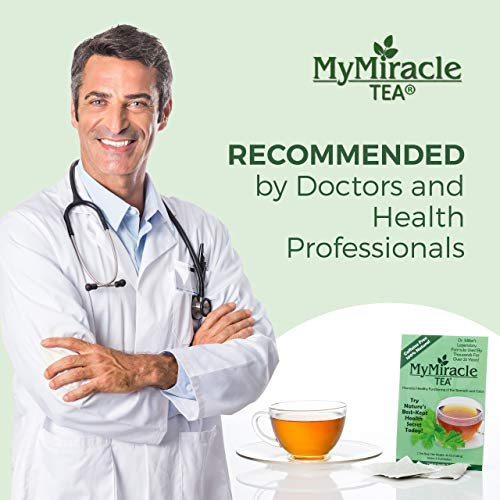 My Miracle Tea - Colon Cleanse, Constipation Relief, and All-Natural Detox Tea - 3 Month Supply (Makes 12 Gallons) by My Miracle Tea (Image #5)