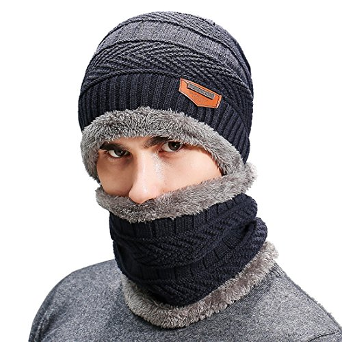 Belsen Thick Knitted Scarf Winter product image