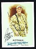 2010 allen ginter auto - Preston Pittman #176 signed autograph auto 2010 Topps Allen & Ginter's Card