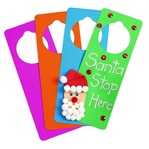 Colorations Foam Door Hangers - Set of 24 (Item # DOORS) ()
