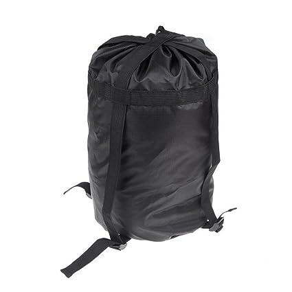 Bolsa de compresión, deportes al aire libre de alta capacidad, bolsa de nailon de