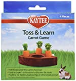 Kaytee Toss and Learn Carrot Game