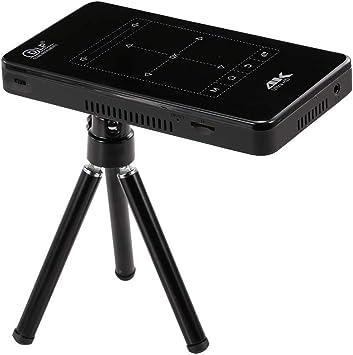 Docooler P09 Proyector Portátil Mini DLP Teléfono Inteligente con ...