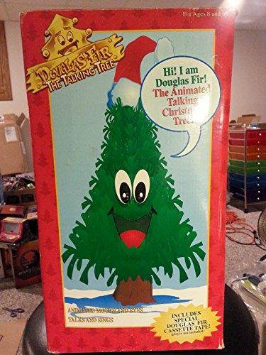 Amazon.com: DOUGLAS FIR TALKING SINGING CHRISTMAS TREE: Home & Kitchen
