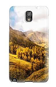 High Grade ZippyDoritEduard Flexible Tpu Case For Galaxy Note 3 - Autumn
