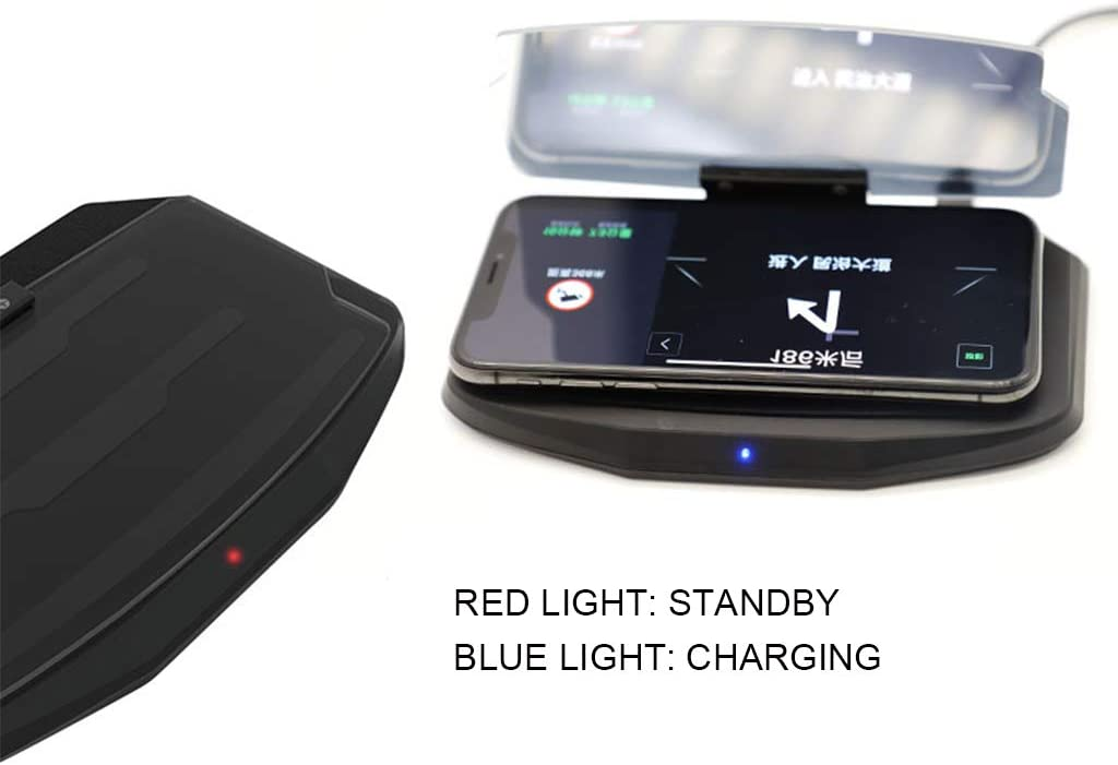 Mobile Phone Stand Head Up Display with Black Universal HUD Car GPS Navigation Projection