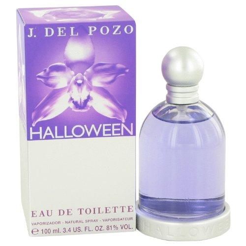 Jesus Del Pozo Eau de Toilette Spray for Women, Halloween, 3.4 Fluid Ounce -