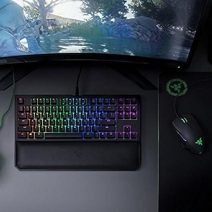 Razer BlackWidow - Teclado de ordenador (teclado francés AZERTY) RGB: Amazon.es: Informática