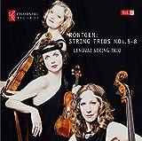 Röntgen: Complete String Trios, Vol. 2