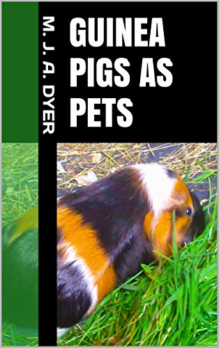 Guinea Pigs As Pets (Mad On Animals Book 1) ()