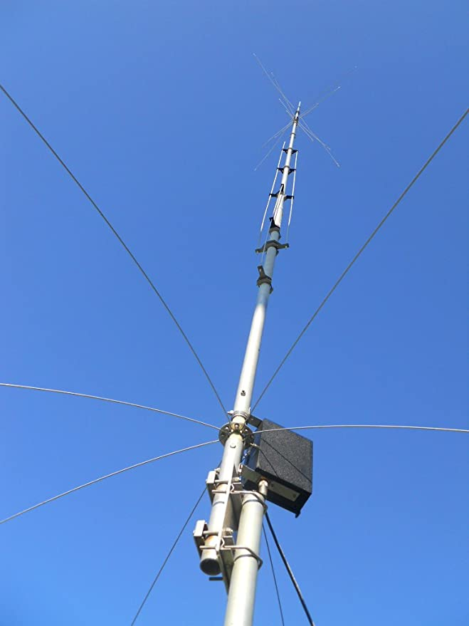 gain AV-hy-640-Antena vertical bandas 403020171512106 8 ...
