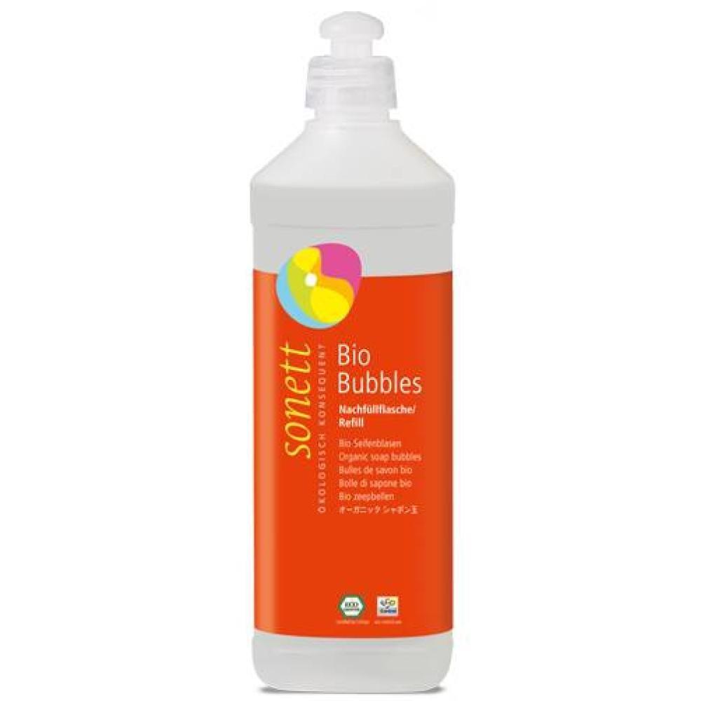 Soneto bio Bubbles pompas de jabón, 500ml Sonett DE2071