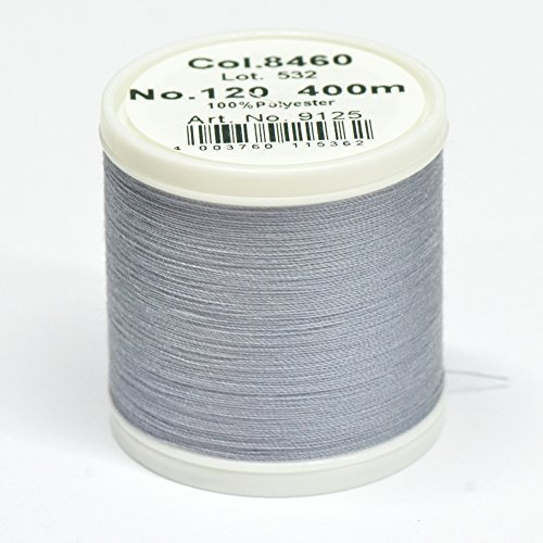 (Madeira 91258460 2 Ply Aerofil Polyester Sewing & Quilting Thread, 120wt/440 yd)
