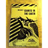 Giants in the Earth (Cliff Note's Edition)