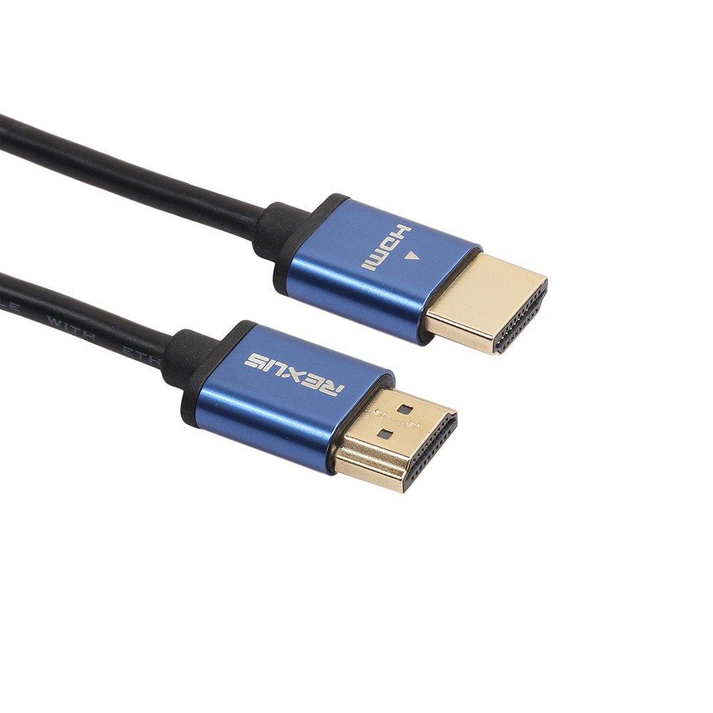 C/âble HDMI TM 10 m Color/é Noir, 1M c/âble HDMI Haute Vitesse avec Ethernet 3D 1080p HD 1 m // 1,8 m // 3 m // 5 m // 10 m // 15 m