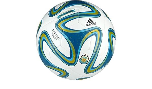 adidas 2014 FIFA World Cup Brazil balón de fútbol Brazuca Capitano ...