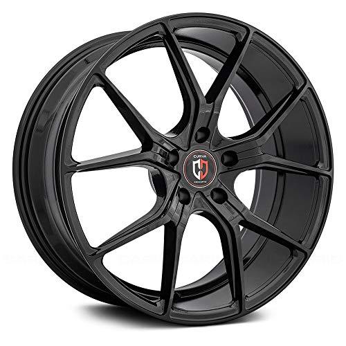 Curva C42 Custom Wheel - Black Rims - 19