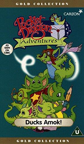 Pocket Dragon Adventures [VHS]