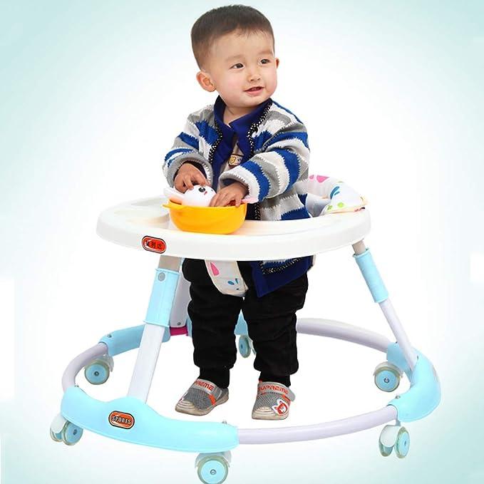 Andadores Andador Para Bebé 6/7-18 Meses Placa Antivuelco ...
