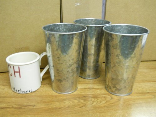 set-of-3-galvanized-buckets-french-style-taper-9-tall-x-5-wide
