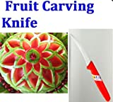 ''Click Thai''!! Peeler Fruit and Vegetable Carving Knife Blade Culinary Art Tool