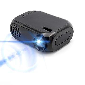 HZYYZH El Proyector LED para El Hogar Admite Reproducción 1080P Y ...