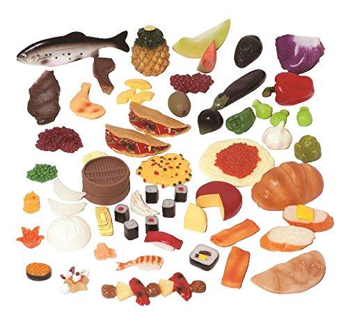 Childcraft Multicultural Foods Play Set - Set of 63