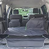 Kurgo Waterproof Car and SUV Allagash Cargo Cape(TM) Liner / Cover for Dogs, Charcoal Grey Review