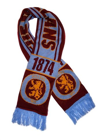 - Aston Villa FC - Premium Soccer Fan Scarf