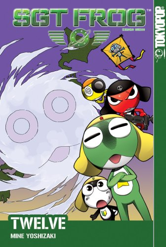 Sgt Frog Graphic Novel (Sgt. Frog, Vol. 12)