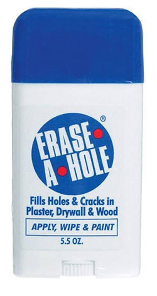 Erase-a-hole Acoustic Ceiling and Wall Putty 5.5 0z by Erase a Hole