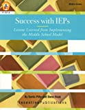 Success with IEPs, Santo Pino and Dena Hook, 0865300518