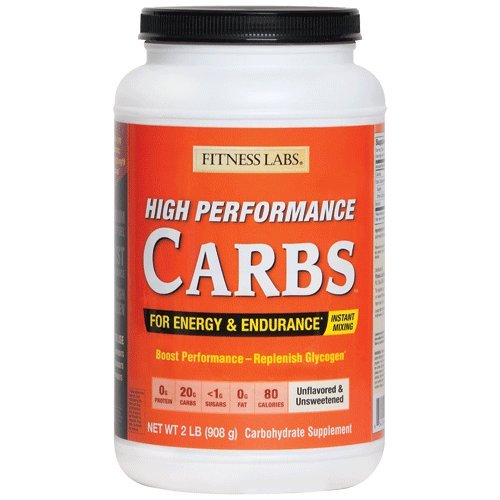 Fitness Labs High Performance Carbs Unflavored, 2 Pounds