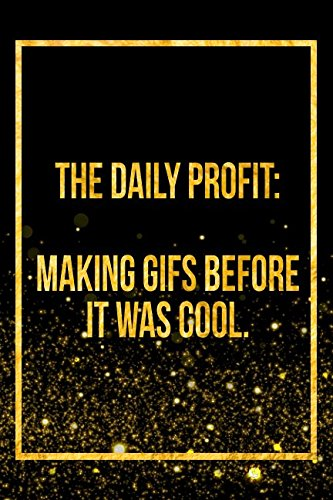 The Daily Profit: Making GIFS Before It Was Cool: Black Harry Potter Designer Journal