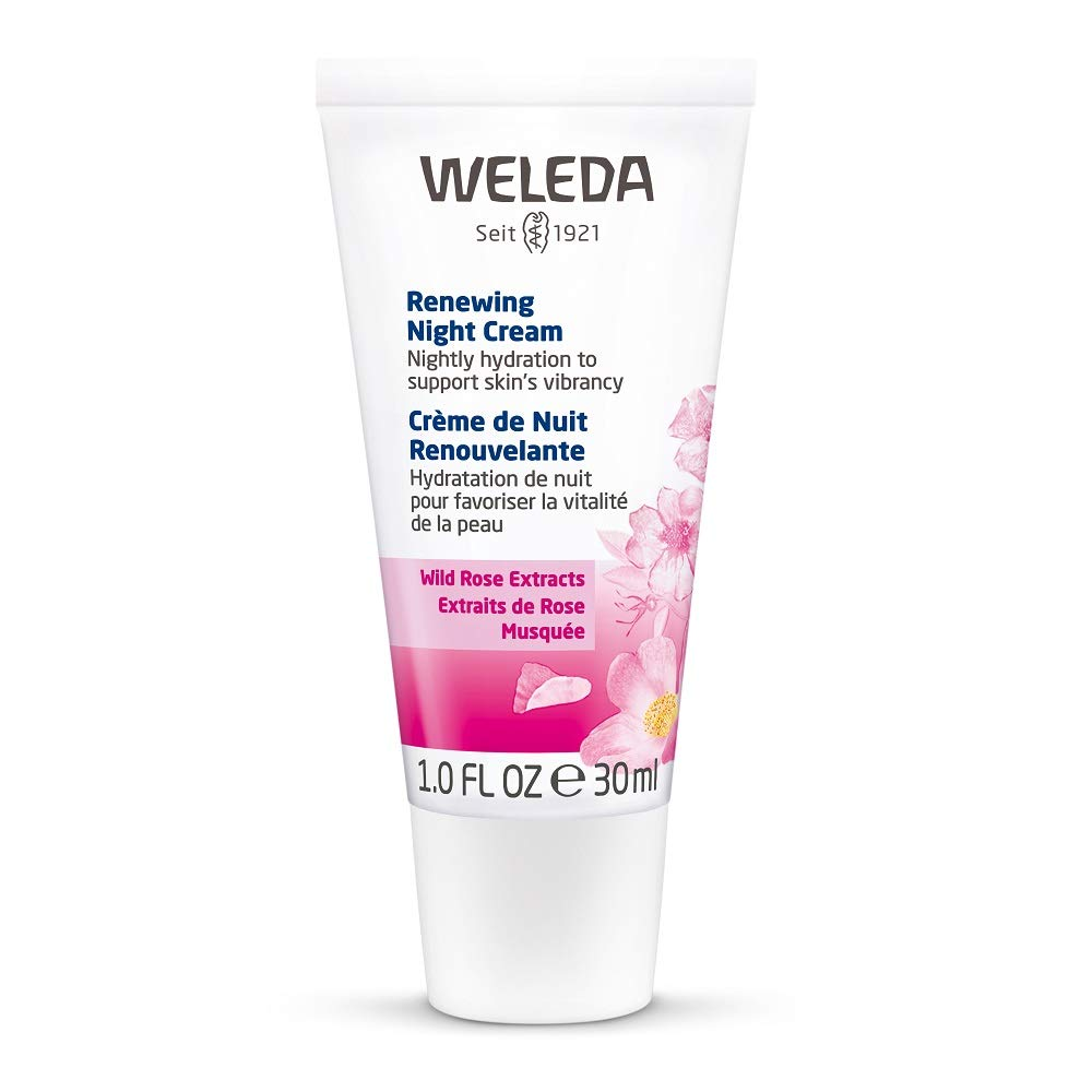 Weleda Renewing Night Cream, 1 Fluid Ounce