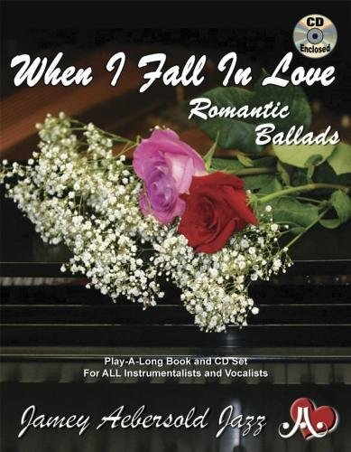 When I Fall In Love, Vol. 110 (Jamey Aebersold Jazz)